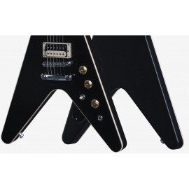 Guitarra Flying V Pro 2016 T Black Ebony Gibson USA - Envío Gratuito