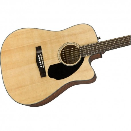 Guitarra Fender CD-60SCE Color Natural 0961704021 - Envío Gratuito