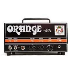 DA15H Amplificador Para Guitarra Electrica Orange Dark, 15W - Envío Gratuito