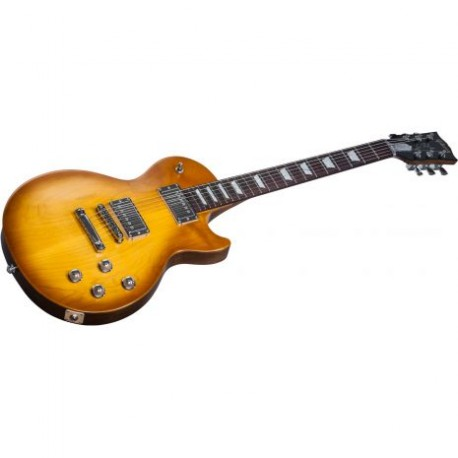 Guitarra Les Paul Gibson Tribute HP 2017 Faded Honey Burst - Envío Gratuito