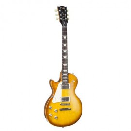 Guitarra Zurda Gibson Les Paul Tribute 2017 T Faded Honey Burst - Envío Gratuito